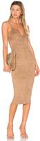 Donna Mizani Mara Midi Dress