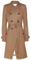 Veronica Beard Hutton Drapey trench coat