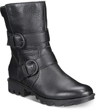 Sorel Women Phoenix Moto Boots Women Shoes