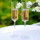 Cathy's Concepts Cathys concepts Couples 2-pc. Contemporary Champagne Flute Set