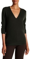 Theory Adrianna Feather Cashmere Sweater