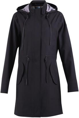 Moose Knuckles Drawstring Raincoat