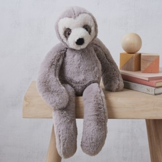 The White Company Jellycat Bailey Sloth, Natural, One Size