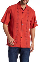 Tommy Bahama Diamond Dinger Silk Shirt