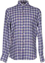 Finamore 1925 Shirts - Item 38616370
