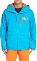 Helly Hansen Men's 'Fernie' Water Repellent Ski Jacket