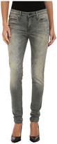 Calvin Klein Jeans Demin Leggings in Black Vintage Light Used