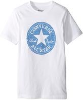 Converse Reflective Chuck Patch Tee Boy's T Shirt