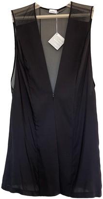 La Perla Black Silk Jacket for Women