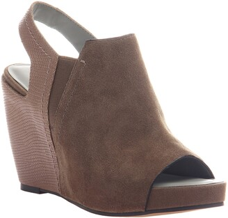 Naked Feet Columbia Wedge Sandal