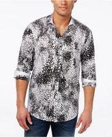 INC International Concepts Men's Zach Long-Sleeve Shirt, Only at Macy's