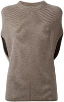 Rick Owens 'Crater' knit top