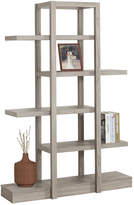 Monarch Bookcase Open Concept Display Etagere