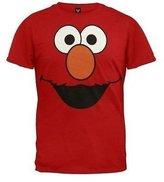 Bioworld Sesame Street Elmo Face T-Shirt | S