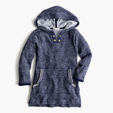 J.Crew Girls' hooded tunic