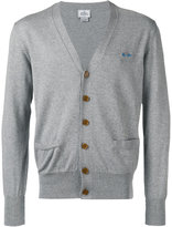 Vivienne Westwood patch pockets cardigan - men - Cotton - S