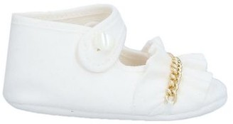 Miss Blumarine Newborn shoes
