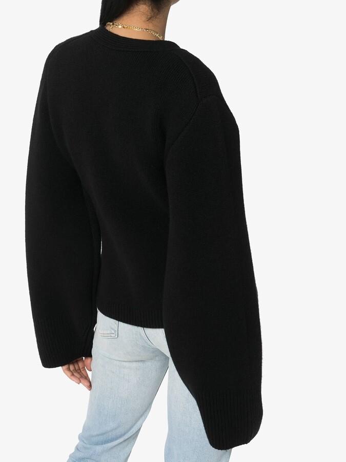 Thumbnail for your product : KHAITE Scarlett cashmere cardigan