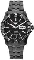 Seiko Men's SNZJ29 5 Stainless Steel Dial Watch