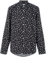 Kenzo diamond print shirt - men - Cotton - 37