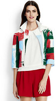 modern Women's Jacket-Crisp White