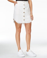 Rachel Roy Button-Front Skirt, Only at Macy's