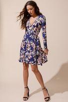 Yumi Kim Running In Circles Jersey Dress