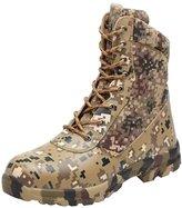 Eclimb Shoes Men's Diagnostic Waterproof Steel-Toe Work Boot