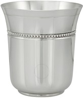 Christofle Perles Baby Cup
