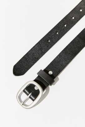 Urban Outfitters Liza Classic Leather Belt