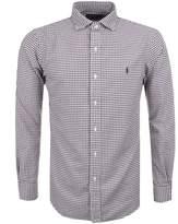 Ralph Lauren Gingham Shirt Brown