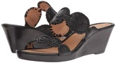 Jack Rogers Shelby Stacked Women's Wedge Shoes