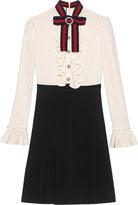 Gucci - robe en jersey de viscose