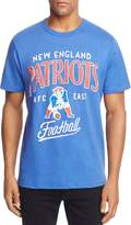 Junk Food Clothing Patriots Kickoff Crewneck Short Sleeve Tee