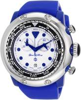 Glam Rock Women's GR20132 Miami Beach Chronograph Dial Silicone Watch