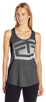 "Tapout Women's ""Power Button"" Knot Tank"
