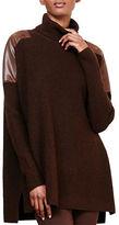 Lauren Ralph Lauren Oversized Merino Wool Turtleneck