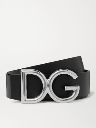 Dolce & Gabbana 3.5cm Leather Belt