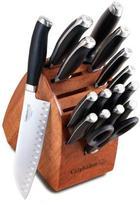 Calphalon 17-pc. Contemporary Cutlery Knife Block Set