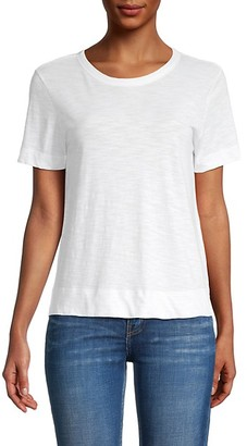 Theory Tilma Space-Dyed T-Shirt