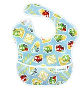 Bumkins Waterproof Superbib, Construction