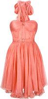 Maria Lucia Hohan Made mini dress - women - Silk/Nylon/Spandex/Elastane - 36