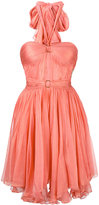 Maria Lucia Hohan Made mini dress - women - Spandex/Elastane/Nylon/Silk - 38