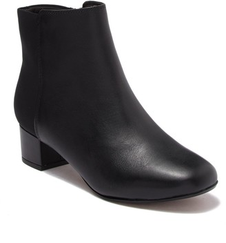 Clarks Chartli Valley Leather Bootie