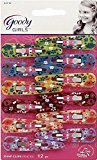 Goody Beautiful Flower Design Counter Clip 12pc per pack