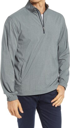 Southern Tide Intercoastal Heather Quarter-Zip Pullover