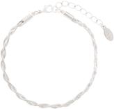Accessorize Plaited Chain Bracelet