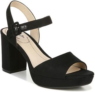 LifeStride Block Heel Strappy Sandals - Loralei