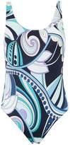 BRIGITTE printed Lia swimsuit