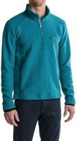 Ivanhoe of Sweden Kaj Sweater - Boiled Wool, Zip Neck (For Men)